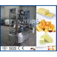 Buy cheap Cheese Process Cheese Production Equipment With Mozzarella Cheese Making Machine product