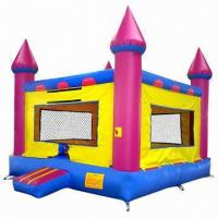 Buy cheap Inflatable Bouncer, Bouncy Castle, 70kg Weight product