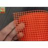 Buy cheap Orange Plastic Garden Fence Netting , Garden Mesh Netting , Vegetable Garden Netting , 70 cm High product