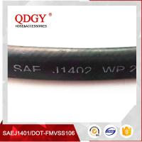 Buy cheap dot sae j1402 hot selling Anti-aging EPDM trailer air brake Hose and hose fittings product