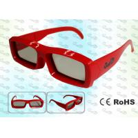 Buy cheap 3D TV Popular style Circular polarized 3D glasses CP297GTS03 product