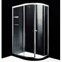 Buy cheap Versatile 1000 X 1000 Quadrant Shower Enclosures 4mm - 6mm Frosted Glass Material product