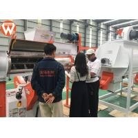 Buy cheap Cooler Chicken Feed Production Equipment , 2T/H Poultry Feed Processing Plant product