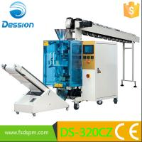 Buy cheap 70bag/min High Speed 304 SUS Potato Chips Pouch Packing Machine product