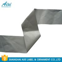 Buy cheap Customized Safety Reflective Clothing Tape Ribbons Fluo Orange / Fluo Yellow product