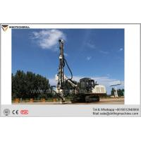 Buy cheap Large Down The Hole Drill Rig For Engineering Drilling 90 - 152 Hole Diameter product