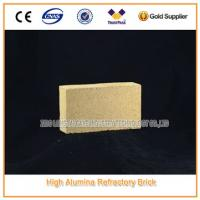 Buy cheap Types Of High Alumina Refractory Fire Brick product