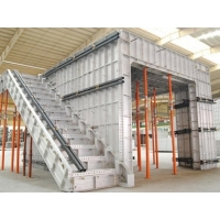 Buy cheap Mill Finish Corrosion Resistance Building Aluminum Formwork Profiles product