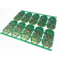 Buy cheap ENIG/ HASL 2OZ 1.6MM Green Soldmask Electronic Printed Circuit Board from wholesalers