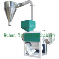 Buy cheap 15kw Rice Polisher Machine with cyclon, Small Rice Water Polisher 800-1200 kg Per Hour product