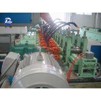 Buy cheap Carbon Steel Welded Tube Mill , Seamless Stainless Steel  Pipe Production Line product