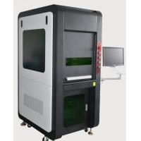 Buy cheap High Speed UV Laser Marking Machine On LCD Screen Ceramic Low Power Consumption product