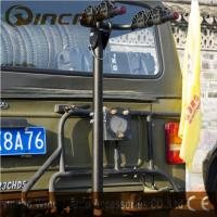 Buy cheap 2 Bike Ball Mounted Car Rear Bike Carrier Rack Rear Trunk Iron product