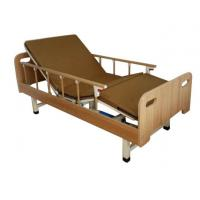 Buy cheap Electric Home Care Adjustable Bed For Patients With Wooden Head / Foot Board product