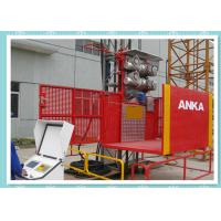 Quality High Performance Construction Material Hoist / Material Lift Elevator for sale