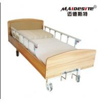 Buy cheap Easy Operation Manual Adjustable Bed For The Elderly Spray Steel Material product