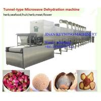 Buy cheap Safety SUS304 Food Dryer Machine , Industrial Microwave Drying Equipment product