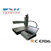 Buy cheap Portable Fiber Laser Marking Machine from wholesalers