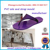 Buy cheap Commercial Colorful Flip Flop Mould With PVC Strap And EVA Sole from wholesalers