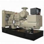Buy cheap Cummins Engine Open Diesel Generator 50hz And Stamford Alternator product