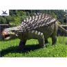 Buy cheap Oldest Living Large Handmade Dinosaur Garden Statue, Ankylosaur Life Size Raptor Statue product