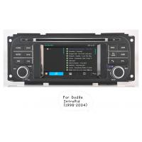 Buy cheap Dual Core Intrepid Dodge DVD Player In Dash GPS Stereo MTK 3360 800MHZ 1998 - 2004 product