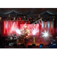 Quality SMD Stage Background led display indoor, Stage Video Screens Aluminum Fame for sale