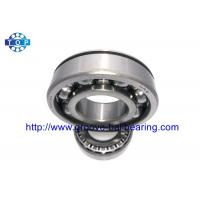Buy cheap 51200 Steel 50308 Deep Groove Ball Bearing 6308N Snap Ring Groove 40*90*23mm from wholesalers