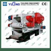 Quality rubber tree wood chipper machine for sale