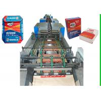 Buy cheap 50kg Multi - Wall Tea Food Paper Bag Making Machine With Automated Servo System product