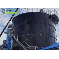 Buy cheap Bolted Steel Agricultural Water Storage Tanks For Rainwater Harvesting product