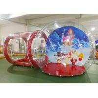 Buy cheap Crystal Inflatable Bubble House  / Inflatable Lawn Bubble Tent Easy Assembly product