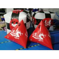 Buy cheap 2 Meter Water Marine Marker Buoys Inflatable Cube Buoys OEM Service product