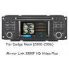 Buy cheap Dual Zone Dodge Neon Radio , Dodge DVD GPS Car Stereo Sat Nav 2000 - 2006 product