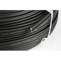 Quality Double Insulated 2 Core Solar Cable 4mm TUV approved Fire Resistant Performance for sale