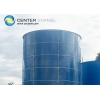 Buy cheap Glass Lined Steel Industrial Water Tanks With Fastest Construction Time product