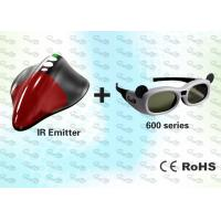 Buy cheap External 3D Shutter Glasses and SYNC Emitter for PC product