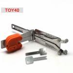 Buy cheap ALK Early Lexus ES250 Auto key Decoder TOY40 smart 2 In 1 Locksmith product