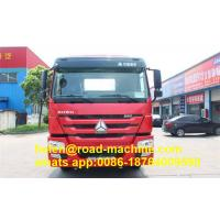 Buy cheap SINOTRUCK HOWO 4x2 SINOTRUK 290hp 20T Tractor truck in Zambia from wholesalers