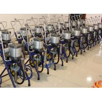 Buy cheap S S Pneumatic Paint Sprayer For House With Pressure Ratio 65:1 product