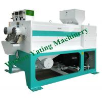 Buy cheap Parallel Silky Rice Polisher Machine Double Roller 8-12 Ton Per Hour ISO Certification product