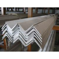Buy cheap Unequal / Equal Long Steel Angle of custom cut ASTM A36, EN 10025 S275 Mild Steel Products product