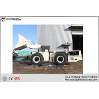 Buy cheap Mobile and Versatile Diesel Underground Mining Loader 2.2m³ Bucket Capacity product