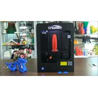 Buy cheap CreatBot DX Large Scale 3D Printer Automatic Grade With Color Touch Screen product