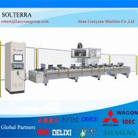 Buy cheap 2017 Hot Selling Aluminum Curtain Wall Machinery 3 Axis CNC Vertical Machining Center product