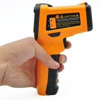 Buy cheap Custom Handheld Infrared Thermometer K - Type Temperature Probe Super Quick from wholesalers