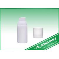Buy cheap Wholesale PP White Plastic Airless Bottle in Different Capacity product