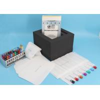 Buy cheap Medical Specimen Transport Kit With 95 Kpa Bags product