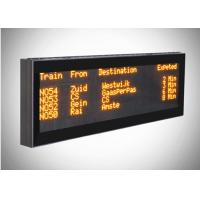 Buy cheap Led Traffic Signs P4 / P5mm SMD  / Outdoor LED Advertising Video Sign Board product