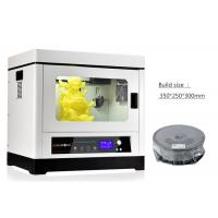 Buy cheap High Resolution 1.75mm 3D Printer For Rapid Prototyping FDM Type product